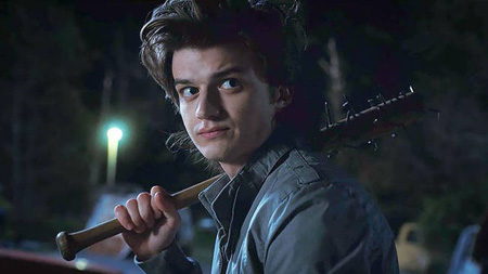Steve Harrington.
